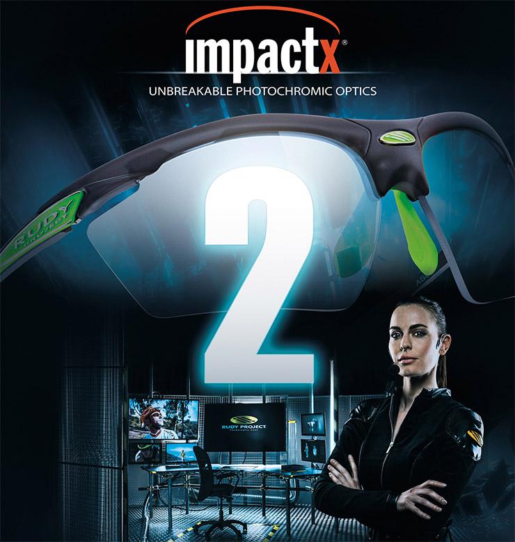 Stekla ImpactX