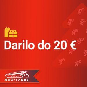 Darilo do 20 EUR