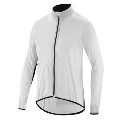 Dotout TEMPO PACK moška kolesarska vetrovka bela