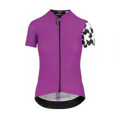 Assos DYORA RS venusViolet ženska kolesarska majica