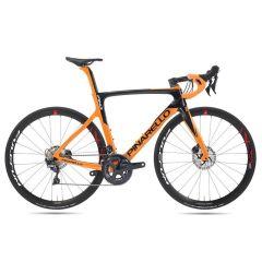 Pinarello PRINCE Disk 2020 Orange Ultegra R400 cestno kolo - 55