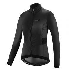 Dotout TEMPO ženska kolesarska vetrovka črna