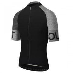 Majica Dotout SPIN black melange
