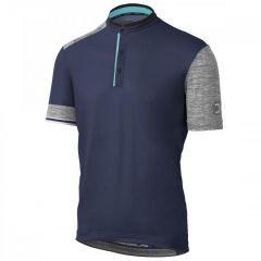 Majica Dotout STONE blue melange