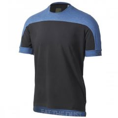 Majica Dotout CROSS T-Shirt melange blue