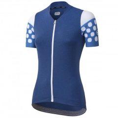 Ženska majica Dotout TOUCH melange blue