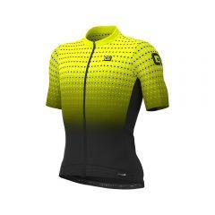 Ale PR-S BULLET moška kolesarska majica neonsko rumena