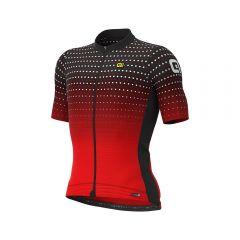 Ale PR-S BULLET moška kolesarska majica rdeča