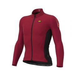 Ale R-EV1 CLIMA moška kolesarska termo majica rdeča