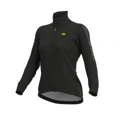 Ale FONDO winter ženska kolesarska jakna črna