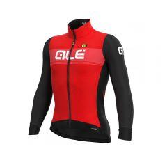 Ale PR-S LOGO DWR moška kolesarska termo majica rdeča