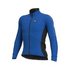 Ale SOLID FONDO moška kolesarska termo majica modra