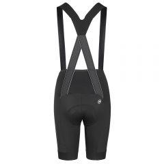 Assos Dyora RS S9 blackSeries ženske kolesarske kratke hlače z naramnicami