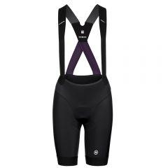 Assos Dyora RS S9 venusViolet ženske kolesarske kratke hlače z naramnicami