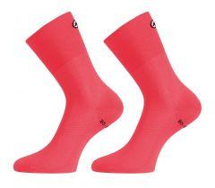 Nogavice Assos MILLE GT Socks galaxyPink
