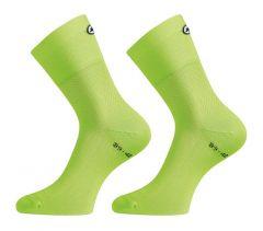 Nogavice Assos MILLE GT Socks visibilityGreen