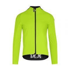 Assos MILLE GT ULTRAZ Winter Evo visibilityGreen moška kolesarska jakna