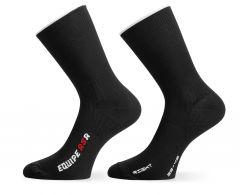 Nogavice Assos RSR Socks blackSeries