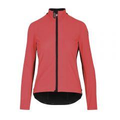 Assos UMA GT ULTRAZ Winter Evo galaxyPink zimska ženska kolesarska jakna