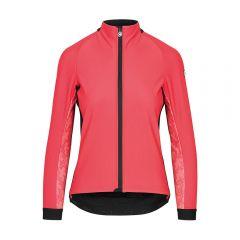 Assos UMA GT Winter galaxyPink ženska zimska kolesarska jakna