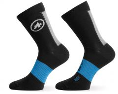 Nogavice Assos WINTER Socks blackSeries