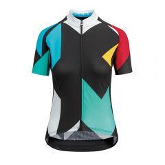 Assos FASTLANE Rock SS Booster ženska kolesarska majica