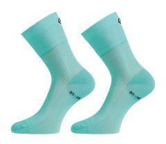 Nogavice Assos MILLE GT Socks aquaGreen
