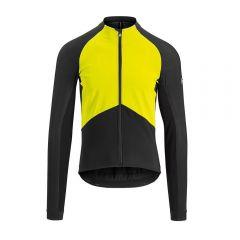 Assos MILLE GT Spring/Fall yellowFluo moška kolesarska jakna