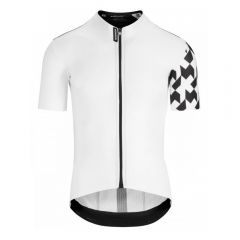 Assos EQUIPE RS Aero SS holyWhite moška kolesarska majica
