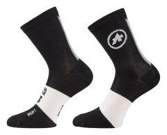 Nogavice Assos SUMMER Socks blackSeries