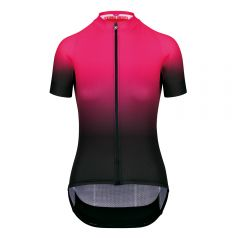 Assos UMA GT C2 SHIFTER Foxyriser Pink ženska kolesarska majica