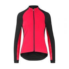 Assos UMA GT Spring/Fall galaxyPink ženska kolesarska jakna