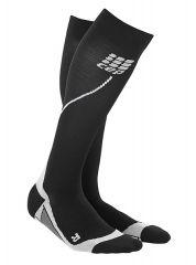 Ženske kompresijske nogavice CEP 2.0 črne