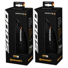 Set Plašč Continental GP 5000 700x23 črna box 2 kosa