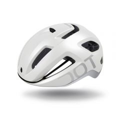 Dotout Coupe PRO kolesarska čelada bela