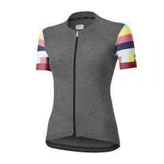 Dotout FLAG ženska kolesarska majica siva