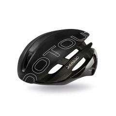 Dotout Kabrio HT.2 kolesarska čelada črna