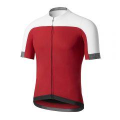 Dotout SONIC moška kolesarska majica rdeča
