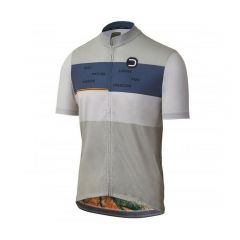 Dotout CRUISER moška kolesarska majica siva