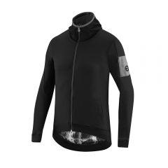 Dotout META moška kolesarska termo majica črna