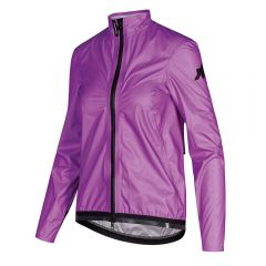 Assos DYORA RS Spring Fall venusViolet ženska dežna kolesarska jakna