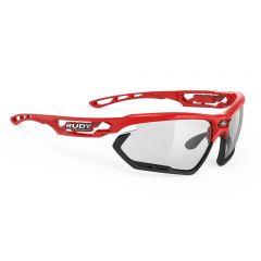 Rudy Project FOTONYK fire red ImpactX 2Black kolesarska očala