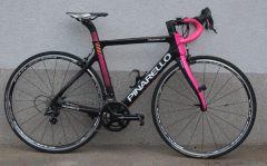 Cestno: Pinarello Gan S Potenza / Racing 7 LG