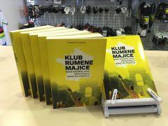 Knjiga Klub Rumene Majice