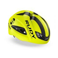 Rudy Project BOOST 01 kolesarska čelada neonsko rumena