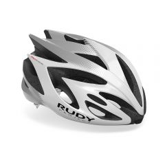 Rudy Project RUSH kolesarska čelada bela