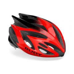 Rudy Project RUSH kolesarska čelada rdeča