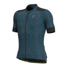 Ale JOSHUA Blue Waves moška kolesarska majica