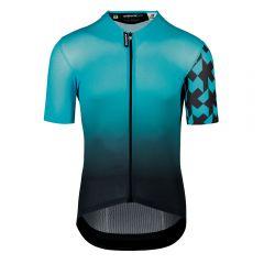 Assos EQUIPE RS PROF EDITION Hydro Blue moška kolesarska majica