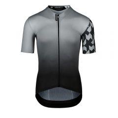 Assos EQUIPE RS PROF EDITION Gerva Grey moška kolesarska majica